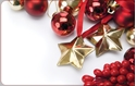 Front Template 0008 - Christmas Decorations