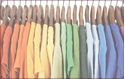 Front Template 0010 - Colourful T-Shirts