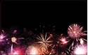 Front Template 0011 - Fireworks