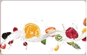 Front Template 0013 - Fruit Splash