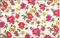 Front Template 0038 - Floral Pattern