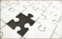 Front Template 0069 - Puzzle Piece